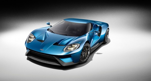 The all new Ford GT